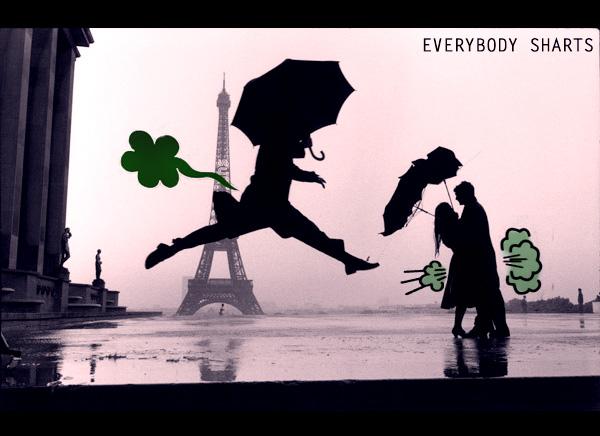 Everybody sharts