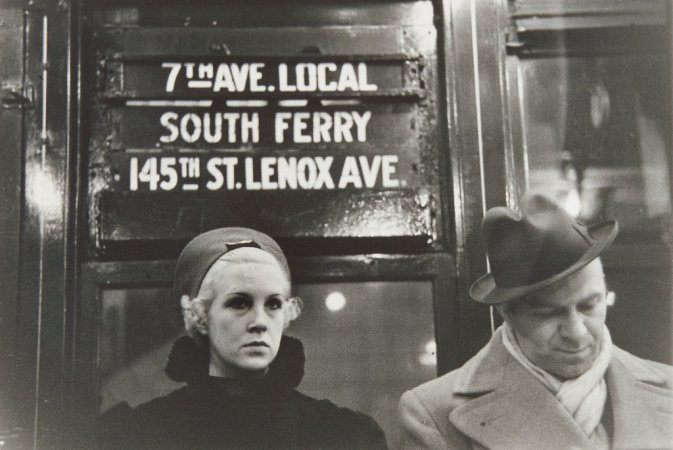 Walker Evans, Many are Called